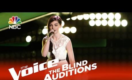 Kelsie May - You're Looking at Country (The Voice)