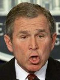 Bush Oh Face