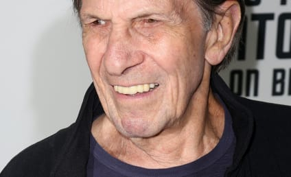 Leonard Nimoy Rushed to Hospital with Chest Pains