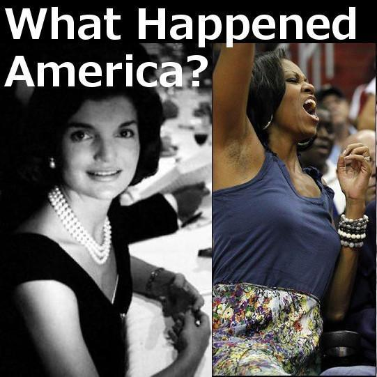 michelle obama jackie kennedy meme generates controversy