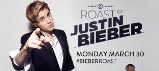Justin Bieber REALLY Wants Seth Rogen to Roast Him