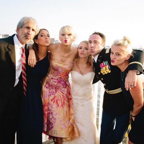 Taylor Swift, Wedding Crasher