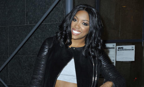 Porsha Williams on Cynthia Bailey Marriage: Work That Sh!t Out!!