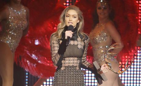 Gigi Hadid: I'm Such a Good Girlfriend!