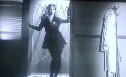 "Beyonce ""Dance for You"" Music Video: Noir & Naughty!"
