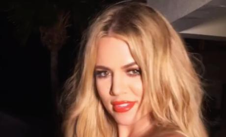 Khloe Kardashian Screen Grab