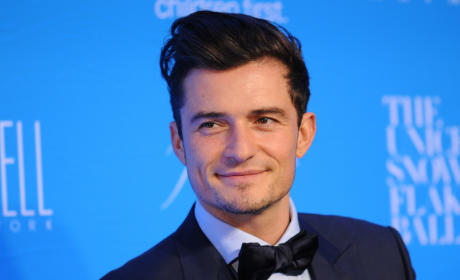 Orlando Bloom: Cheating on Katy Perry With Selena Gomez?!
