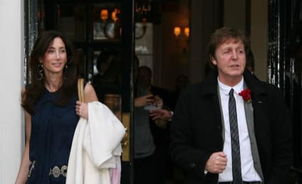 Paul McCartney and Nancy Shevell: Not Engaged!