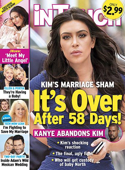 Kimye Divorce!