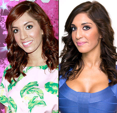 Farrah Before and After