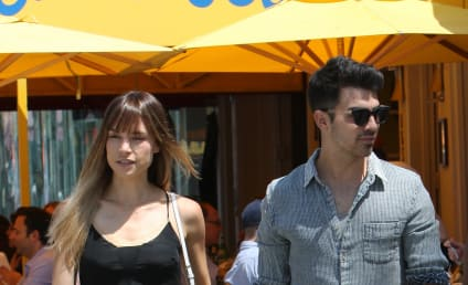 Joe Jonas and Blanda Eggenschwiler: It's Over!