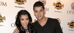 Kim Kardashian on Rob Kardashian: He Drinks, Smokes Weed and Plays Video Games All Day