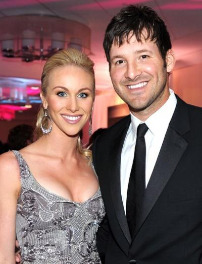 Candice Crawford, Tony Romo
