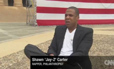 Jay-Z on Gay Marriage