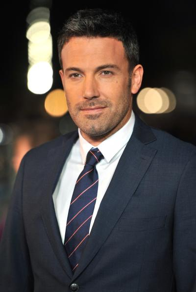 Ben Affleck Without a Beard