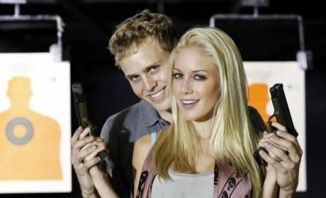 Heidi Montag and Spencer Pratt: Broke!
