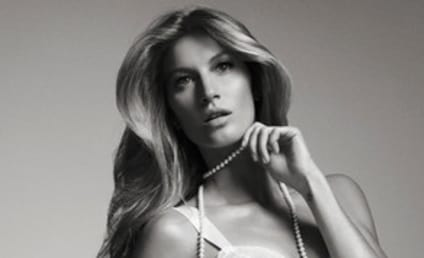Gisele Bundchen Underwear Photos: Effing Tom Brady ...