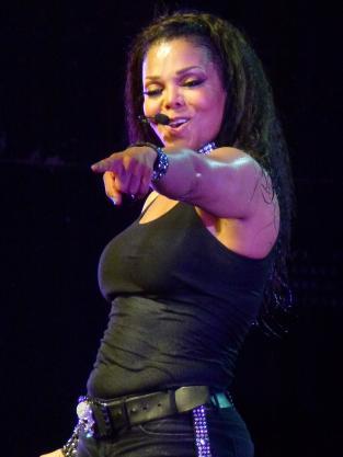 Janet Jackson Live