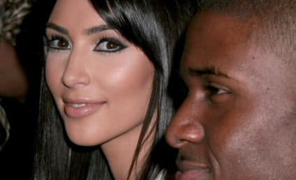 Lonely Kim Kardashian Reunites with Reggie Bush