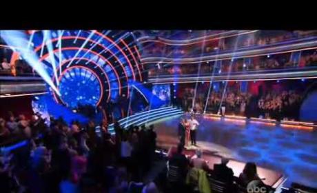 Willow Shields & Mark Ballas - Dancing With the Stars Season 20 Week 1