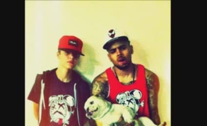Justin Bieber and Chris Brown Duet: It's a Rap!