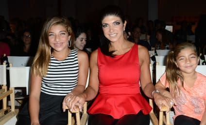 Teresa Giudice: Fellow Inmate Reveals Sad Details of Family's Prison Visits