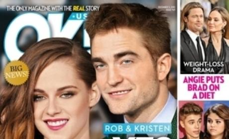 Kristen Stewart and Robert Pattinson: Expecting?
