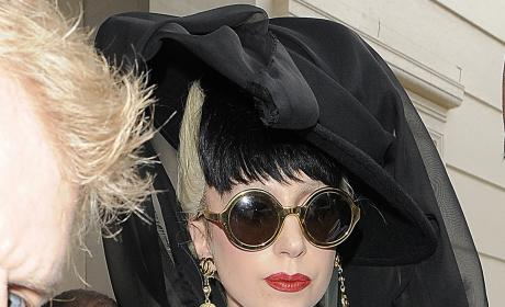 Which Lady Gaga nun outfit is best?