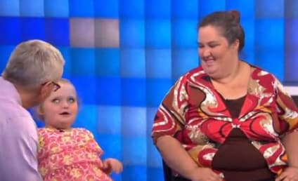 Honey Boo Boo: Bored by Dr. Drew!
