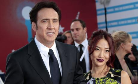 Nicolas Cage & Wife Alice Kim Separate After 12 Years of Marriage
