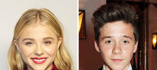 Brooklyn Beckham and Chloe Grace Moretz: Dating!