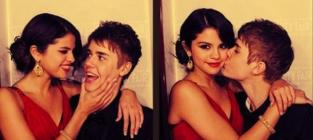 Justin Bieber and Selena Gomez Pictures: Young, Star-Crossed Love
