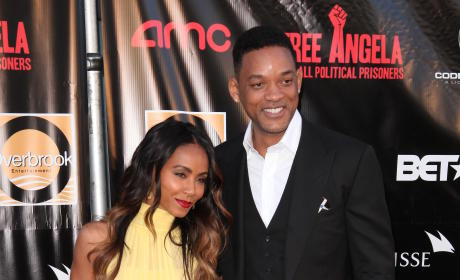 Jada Pinkett Smith Hints at Open Marriage with Will