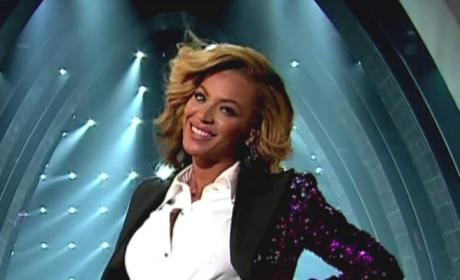 Pucked Over: Beyonce in Hepatitis Scare Courtesy of Celebrity Chef