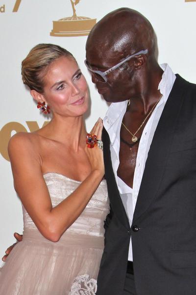 Heidi klum rencontre seal
