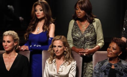 Star Jones Goes Off on NeNe Leakes, Lisa Rinna
