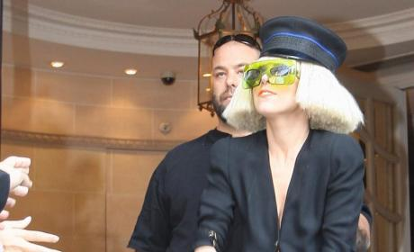 Lady Gaga: Broke, Sleeping with Band Members