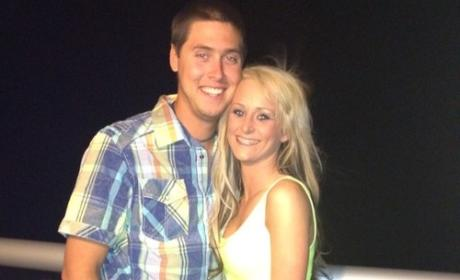 Leah Messer, Jeremy Calvert Photo