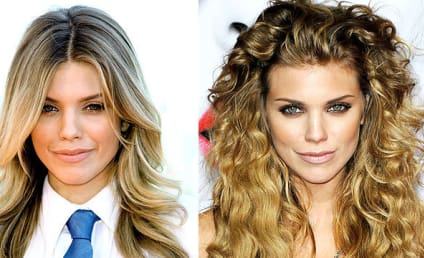Celebrity Hair Affair: AnnaLynne McCord