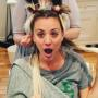 Kaley Cuoco Makeover Photo
