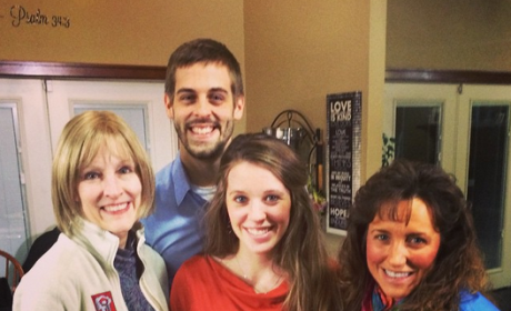 Jill Duggar, Baby Bump, Grandmas to Be