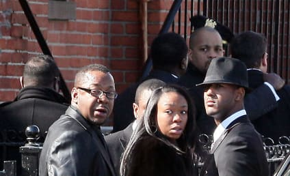 Bobby Brown Leaves Whitney Houston Funeral Early, Releases Statement