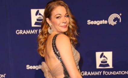 LeAnn Rimes NOT Pregnant With First Child, Rep Insists