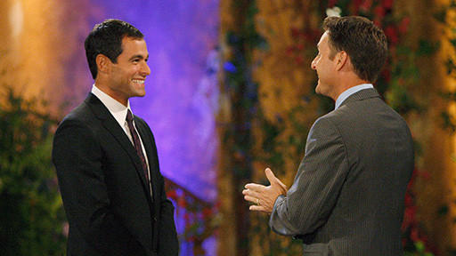 Chris Harrison, Jason Mesnick