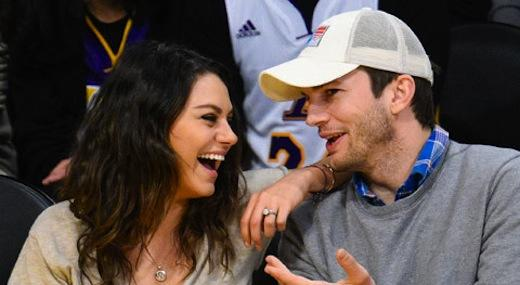 Mila kunis and ashton kutcher married already