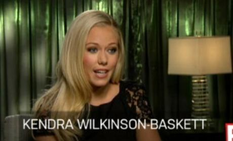 The Kendra Wilkinson Sex Tape Nightmare: It Hurts!