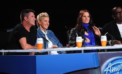 American Idol Rundown: Ellen, Female Contestants, Guitars Rule Hollywood