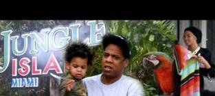 Beyonce and Jay-Z Rent Out a Jungle for Blue Ivy's Birthday
