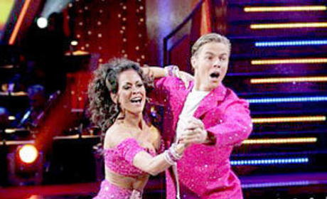 Brooke Burke Dishes on Dancing