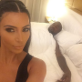 13 Kim Kardashian Selfies Showing Off Giant Boobs, Other Body Parts